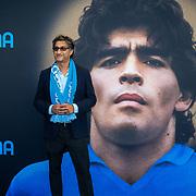 NLD/Amsterdam/20190804 -  Première Diego Maradona inloop, Asif Kapadia