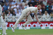 Ben Stokes of England during the 3rd International Test Match 2018 match between England and India at Trent Bridge, West Bridgford, United Kingdon on 18 August 2018.