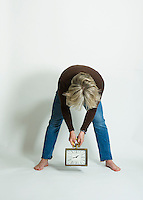 One Word Project ~ Time.  ©2015 Karen Bobotas Photographer