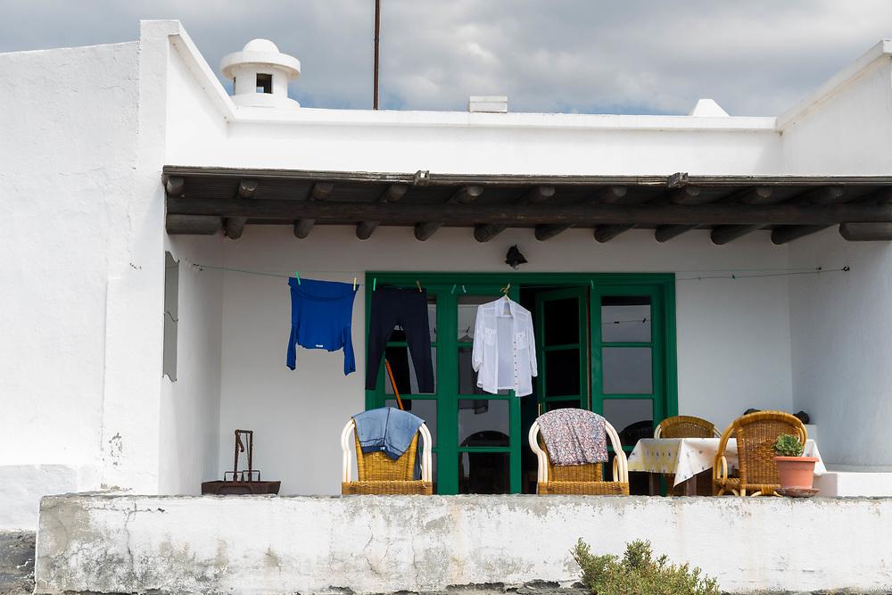 El Golfo, village