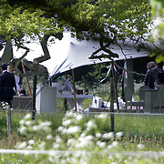 NLD/Velsen/20120512 - Huwelijk Simon Keizer en Annemarie Hoek,