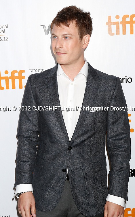 Actor NOAH SEGAN arrives at the  'Looper' opening night gala premiere at Roy Thompson Hall during the 2012 Toronto International Film Festival, Thursday September 6, 2012. Photo By Christopher Drost/i-Images
