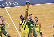 BERLINO 13 MAGGIO 2016<br /> BASKET EUROLEAGUE FINAL FOUR<br /> FENERBAHCE ISTANBUL - LABORA KUTXA VITORIA<br /> NELLA FOTO EKPE UDOH<br /> FOTO CIAMILLO