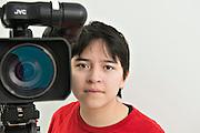Dartmouth student Nina Rojas '13., Hanover, New Hampshire for the Dartmouth Alumni Fund
