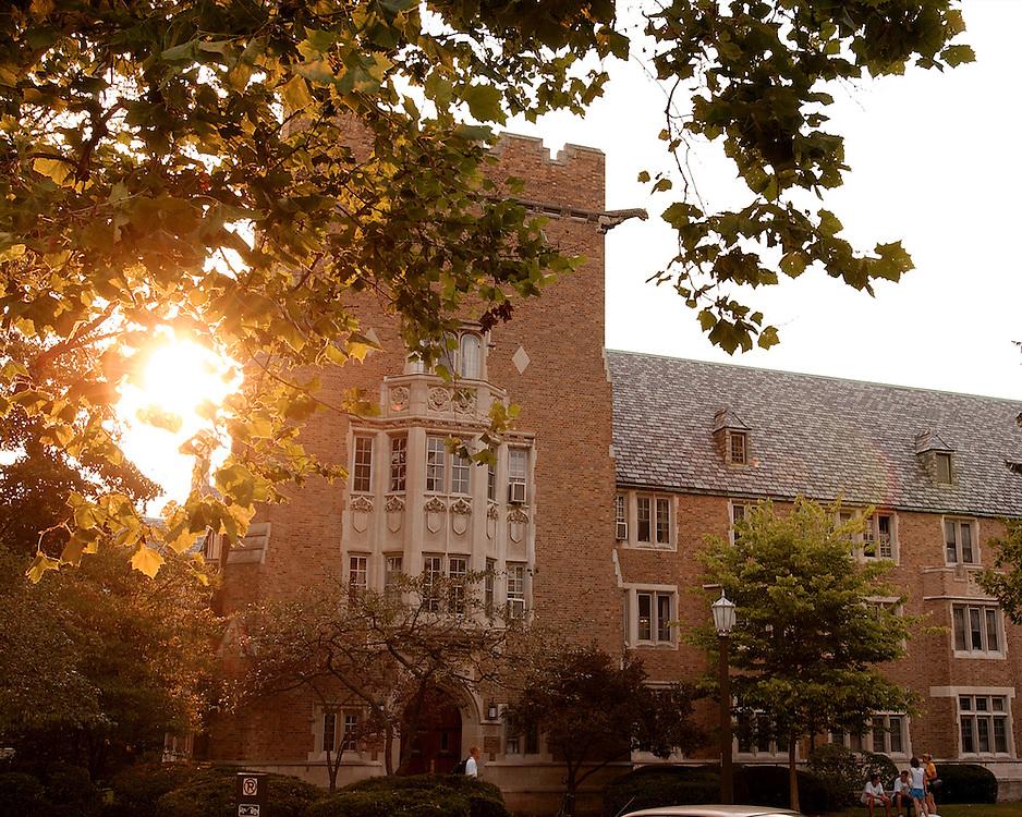 Alumni Hall             ..Photo by Matt Cashore