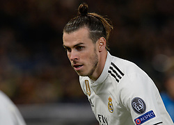 November 27, 2018 - R, Italy - Gareth Bale during the UEFA Champions League match group G between AS Roma and Real Madrid FC at the Olympic stadium on november 27, 2018 in Rome, Italy. (Credit Image: © Silvia Lore/NurPhoto via ZUMA Press)