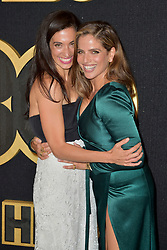 September 17, 2018 - West Hollywood, Kalifornien, USA - Sarah Treem und Noa Tishby bei der HBO Aftershow Party der 70. Primetime Emmy Awards im Pacific Design Center. West Hollywood, 17.09.2018 (Credit Image: © Future-Image via ZUMA Press)