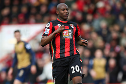 Benik Afobe of Bournemouth quite in the first half - Mandatory by-line: Jason Brown/JMP - Mobile 07966 386802 07/02/2016 - SPORT - FOOTBALL - Bournemouth, Vitality Stadium - AFC Bournemouth v Arsenal - Barclays Premier League