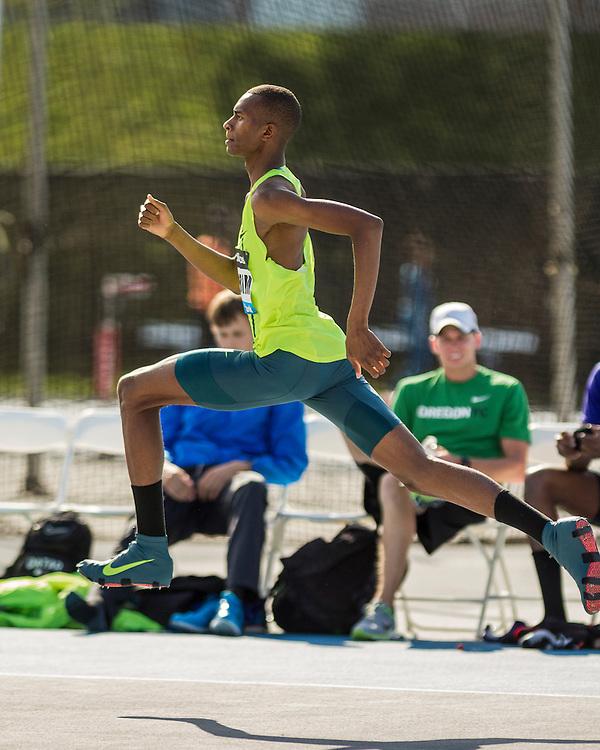 Mutaz Essa Barshim, Qatar, men's high jump, adidas Grand Prix Diamond League track and field meet