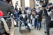 Day of Verdict In The Trial Of Oscar Pistorius<br /> <br /> Carl Pistorius arrives in North Gauteng High Court on September 11, 2014 in Pretoria, South Africa.  where Judge Thokozile Masipa will deliver judgment on  Oscar Pistorius for the murder of his girlfriend, model Reeva Steenkamp <br /> ©Exclusivepix