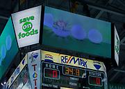 KELOWNA, CANADA - NOVEMBER 25:  Subway at the Kelowna Rockets game on November 25, 2017 at Prospera Place in Kelowna, British Columbia, Canada.  (Photo By Cindy Rogers/Nyasa Photography,  *** Local Caption ***