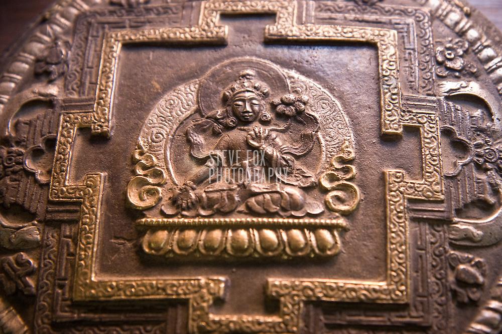 Newari antiques in Dworikas Hotel, Kathmandu, Nepal