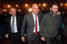 20121104 CALVANO PAOLO CON PIERLUIGI BERSANI E DARIO FRANCESCHINI