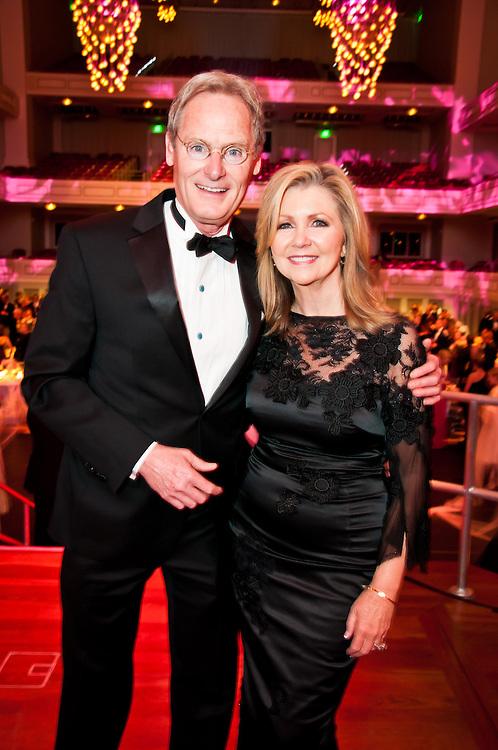 Chuck and Marsha Blackburn