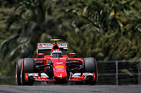 RAIKKONEN kimi (fin) ferrari sf15t action during 2015 Formula 1 FIA world championship, Malaysia Grand Prix, at Sepang from March 27th to 30th. Photo Francois Flamand / DPPI