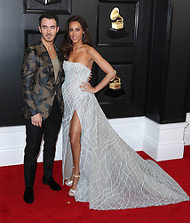 LOS ANGELES, CALIFORNIA, USA - JANUARY 26: 62nd Annual GRAMMY Awards held at Staples Center on January 26, 2020 in Los Angeles, California, United States. 26 Jan 2020 Pictured: Kevin Jonas, Danielle Jonas . Photo credit: Xavier Collin/Image Press Agency/MEGA TheMegaAgency.com +1 888 505 6342