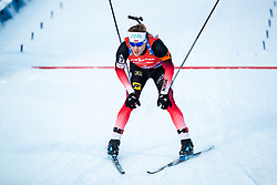 March 10, 2019 - –Stersund, Sweden - 190310 Erlend Bjøntegaard of Norway during the Men's 12,5 km Pursuit during the IBU World Championships Biathlon on March 10, 2019 in Östersund. 10, 2019 in Östersund..Photo: Johan Axelsson / BILDBYRÃ…N / Cop 245 (Credit Image: © Johan Axelsson/Bildbyran via ZUMA Press)