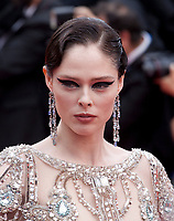 Coco Rocha at the Once Upon A Time... In Holywood gala screening at the 72nd Cannes Film Festival Tuesday 21st May 2019, Cannes, France. Photo credit: Doreen Kennedy