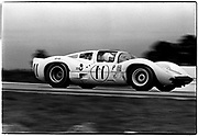 Sebring 12-Hour Race  &bull;  March 26, 1966  &bull;  5355cc  V8 Chevrolet<br /> #11 Chaparral 2D &gt; Jim Hall/Hap Sharp - DNF (52nd)