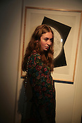 ANOUSKHA BECKWITH,  Twenty Hoxton Square. Opening exhibition of new gallery at Twenty Hoxton Square. -DO NOT ARCHIVE-© Copyright Photograph by Dafydd Jones. 248 Clapham Rd. London SW9 0PZ. Tel 0207 820 0771. www.dafjones.com.