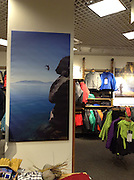 Patagonia Store Poster - South Lake Tahoe