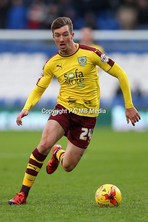 Burnley's Chris Long