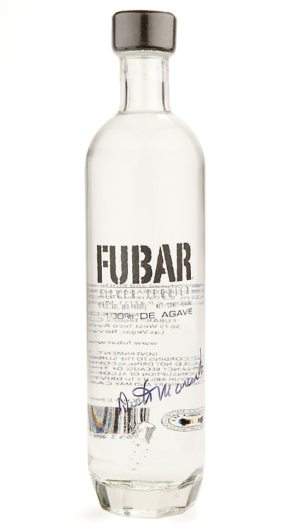 FUBAR Silver Tequila -- Image originally appeared in the Tequila Matchmaker: http://tequilamatchmaker.com