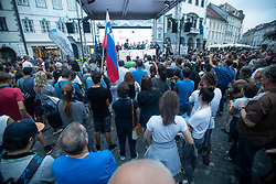 PZS reception for slovenian national climbing team after IFSC Climbing World Championships in Hachioji (JPN) 2019, on August 23, 2019 at Ministry of Education, Science and Sport, Ljubljana, Slovenia. Photo by Grega Valancic / Sportida