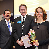 Small Business of the Year – Charlotte Walsh, Charles River Running presented by William Parent, Blue Hills Bank<br />