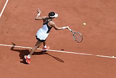 Roland Garros 4 June 2017