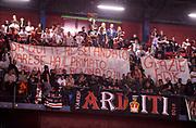 DESCRIZIONE : Milano Lega A 2012-13 EA7 Olimpia Armani Jeans Milano Cimberio Varese<br /> GIOCATORE : <br /> SQUADRA : Cimberio Varese<br /> EVENTO : Campionato Lega A 2012-2013<br /> GARA :  EA7 Olimpia Armani Jeans Milano Cimberio Varese<br /> DATA : 23/12/2012<br /> CATEGORIA : Supporters Tifosi<br /> SPORT : Pallacanestro<br /> AUTORE : Agenzia Ciamillo-Castoria/A.Giberti<br /> Galleria : Lega Basket A 2012-2013<br /> Fotonotizia : Milano Lega A 2012-13 EA7 Olimpia Armani Jeans Milano Cimberio Varese<br /> Predefinita :