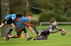 Worcester Warriors host a Easter Holiday Camp at Hereford Cathedral School - Mandatory by-line: Robbie Stephenson/JMP - 04/04/2018 - RUGBY - Hereford Cathedral School - Hereford, England - Worcester Warriors Easter Camp