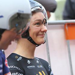 31-08-2017: Wielrennen: Boels Ladies Tour: Roosendaal: Claudia Lichtenberg