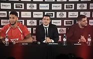 La Conquete - Press Conference - 15 December 2017