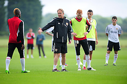 Bristol City's head coach, Sean O'Driscoll during pre season training - Photo mandatory by-line: Dougie Allward/JMP - Tel: Mobile: 07966 386802 28/06/2013 - SPORT - FOOTBALL - Bristol -  Bristol City - Pre Season Training - Npower League One