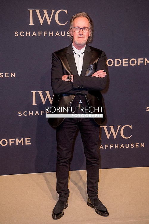 17-1-217 -GENEVE GENEVA SWITSERLAND SWISS ZWITSERLAND -  JOHN HELLIWELL SIHH 2017  IWC gala event «Decoding the Beauty of Time» COPYRIGHT ROBIN UTRECHT