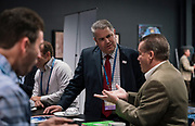 Joe Miotke from Dewitt at the Wisconsin Entrepreneurship Conference at Venue 42 in Milwaukee, Wisconsin, Tuesday, June 4, 2019.