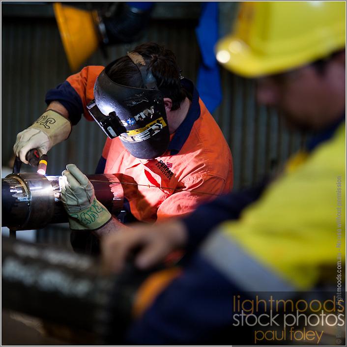 Precision Welding, Forgacs Shipyard, Toamago, NSW, Australia