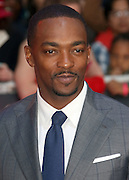 April 26, 2016 -Anthony Mackie attending 'Captain America: Civil War' European Film Premiere at Vue Westfield in London, UK.<br /> ©Exclusivepix Media