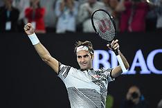 Melbourne: Australian Open - Men's Single - Semifinals - 26 Jan 2017