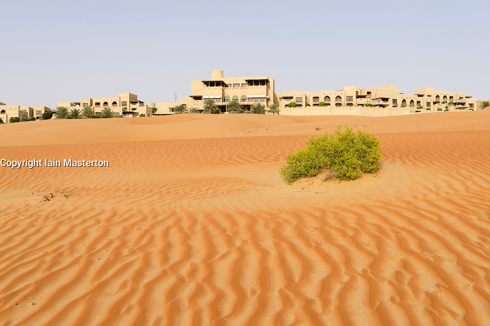 Qasr al Sarab Hotel by Anantara in Empty Quarter of Abu Dhabi United Arab Emirates