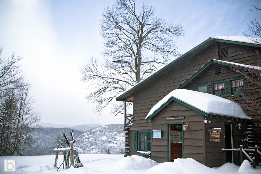 Tue, February 8, 2011; Garnet Hill Lodge, North River N.Y. for Southeby's Real Estate. (Photo/Todd Bissonette - http://www.rtbphoto.com)