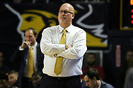 December 6, 2017 - Johnson City, Tennessee - Freedom Hall: ETSU head coach Steve Forbes<br /> <br /> Image Credit: Dakota Hamilton/ETSU