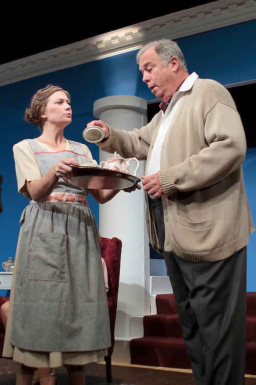 """Dreamweavers Theatre Group presents """"Hay Fever,"""" directed by Jeff Lowe"""