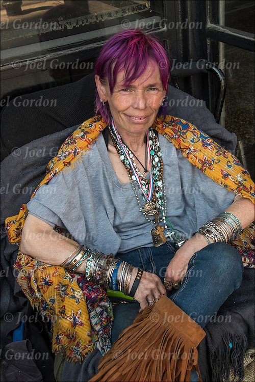 Portrait of Terry Locke (Theresa Ann Yuhas), ordained minister, Editor Chang News 911 and photo journalist<br /> <br /> 09/11/60 @ 9:11  Rotational Palindrome ... 9-11-16<br /> <br /> release # 2704