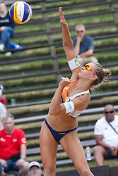 20190701 DEU: World Champs Hamburg 2019: Hamburg<br /> Marleen van Iersel (NED,1), Joy Stubbe (NED,2)<br /> ©2019-FotoHoogendoorn.nl / Pim Waslander
