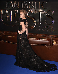 The European Premiere of Fantastic Beasts And Where To Find Them held at Odeon Leicester Square, London on Tuesday 15 November 2016