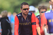 Sir Bradaley Wiggins during the Stage 5 of the Tour of Britain 2016 from Aberdare to Bath, United Kingdom on 8 September 2016. Photo by Daniel Youngs.