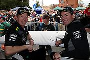 Craig Lowndes & Steven Richards (Autobarn Lowndes Racing Holden). Supercheap Auto Bathurst 1000 -Virgin Australia Supercars Championship Round 13. Mount Panorama, Bathurst NSW on Wednesday 3 October 2018. Photo Clay Cross / photosport.nz