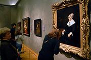 Rijksmuseum Amsterdam  National Museum Amsterdam<br /> Titel/Title: Portret van Catrina Hooghsaet /Portrait of Catrina Hooghsaet<br /> Jaar/Year:1657<br /> Kunstenaar/Painter: Rembrandt Harmensz. van Rijn <br /> Techniek:Olieverf op doek<br /> Bruikleen, inprive bezit/On Loan / from a privite Collection